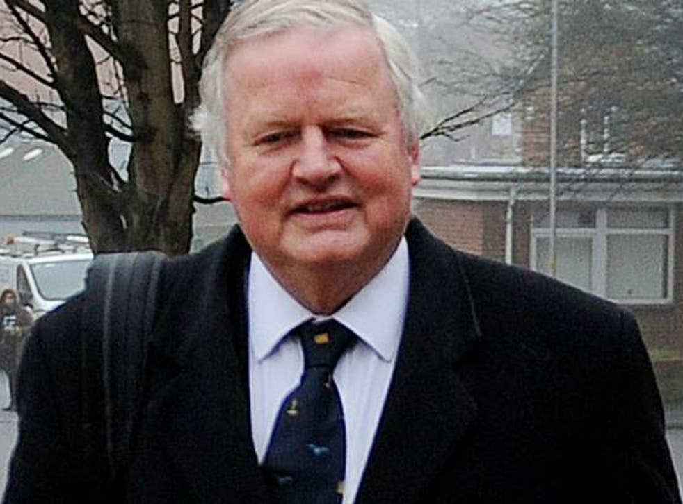 Bob Stewart completed seven operational tours of Northern Ireland during The Troubles