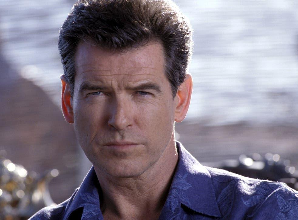 Pierce Brosnan as James Bond in 2002's Die Another Day