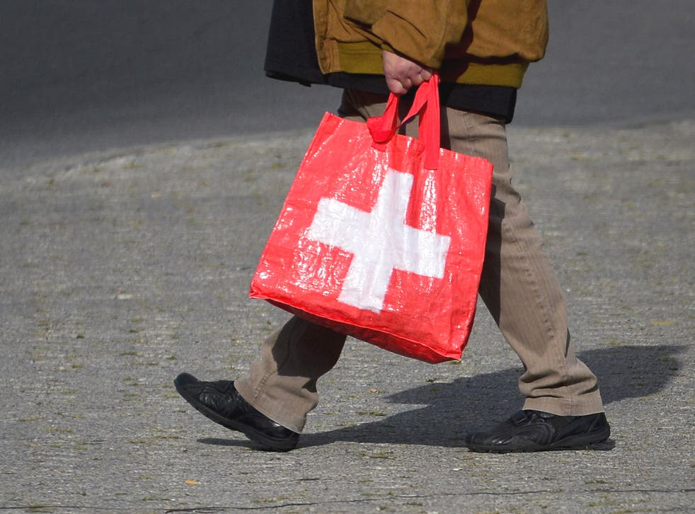 The Swiss will vote in a referendum whether to create a minimum wage of 22 Swiss francs (£15) per hour