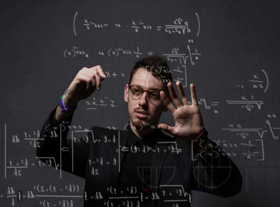Fiction for the internet age: the allure of maths