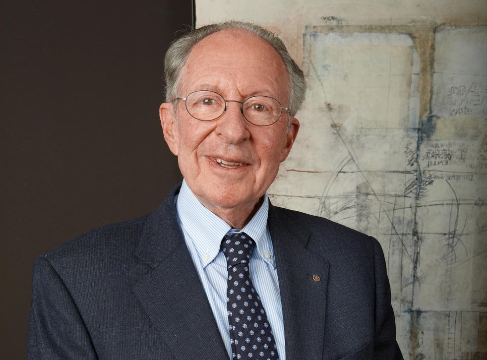 Raymond Weil: his company now sells 200,000 watches a year