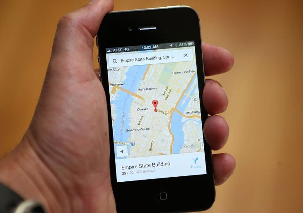 Google Maps On Ios Update Brightens Up Late Night Journeys With