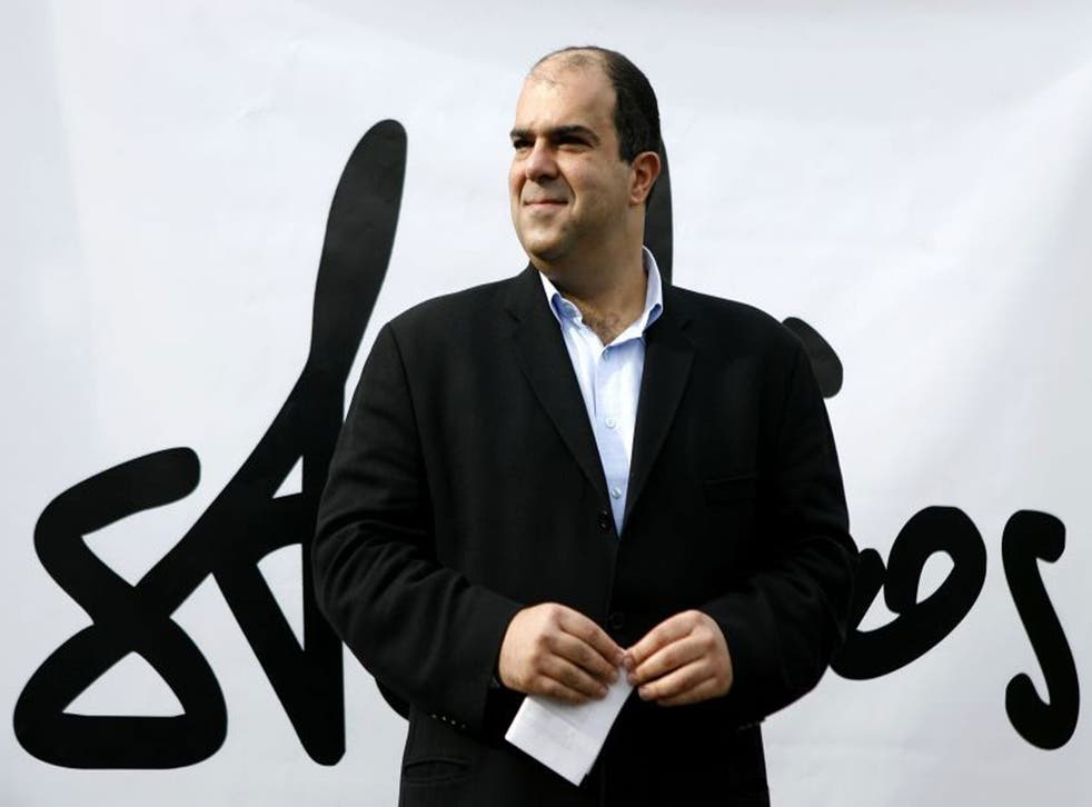 Signature approach: Sir Stelios Haji-Ioannou is applying his business model to online property transactions and opening another front against traditional estate agents
