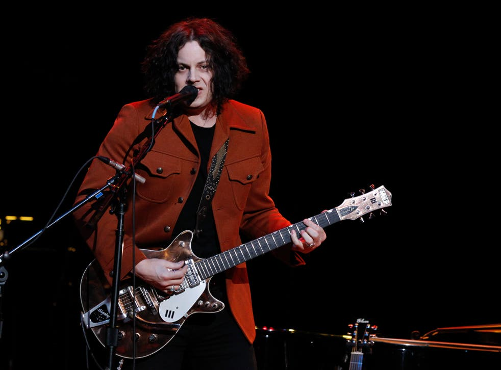 """Jack White, the former White Stripes frontman, is attempting to break the record for the """"world's fastest released record"""" from studio to store"""