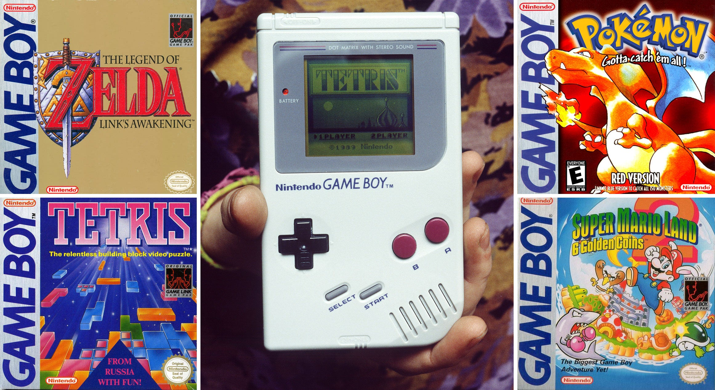 Gameboy color ad - The Game Boy Turns 25 How A Grey Brick Took Over The World Of Portable Gaming The Independent