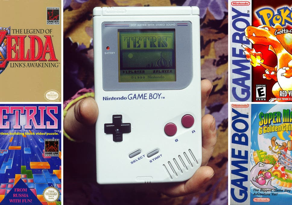 The Game Boy turns 25: How a 'grey brick' took over the world of