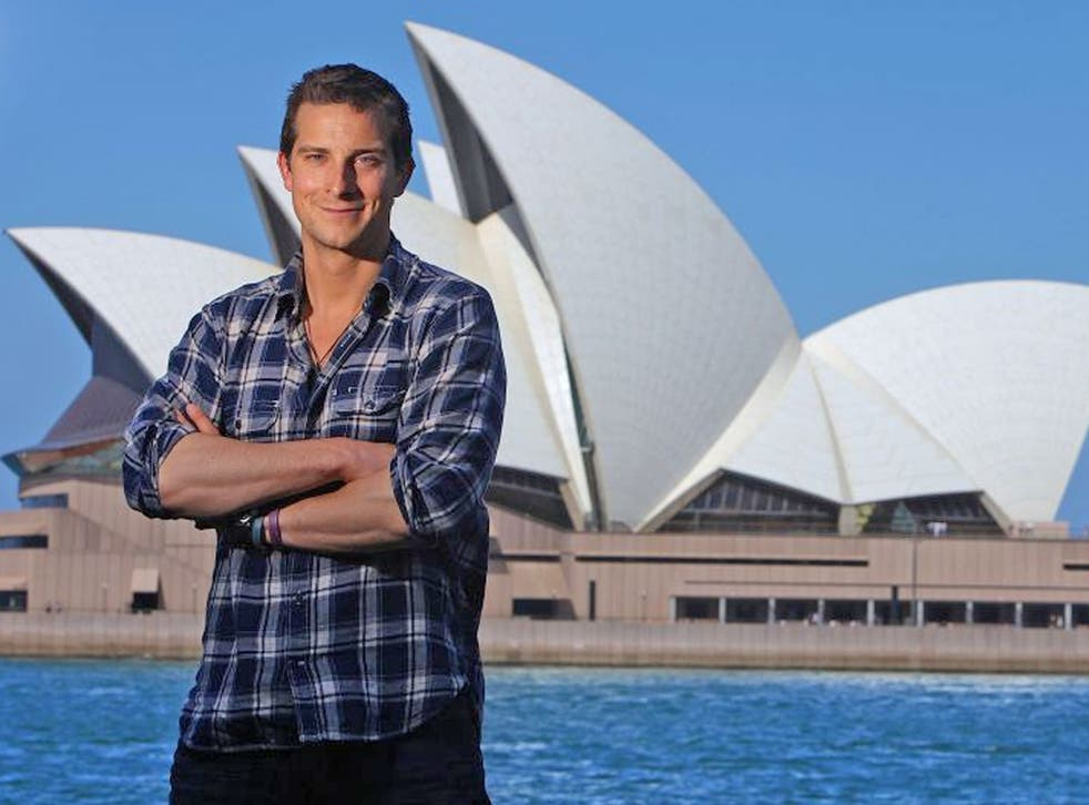 Bear Grylls' latest television show has been labelled sexist by female survival experts