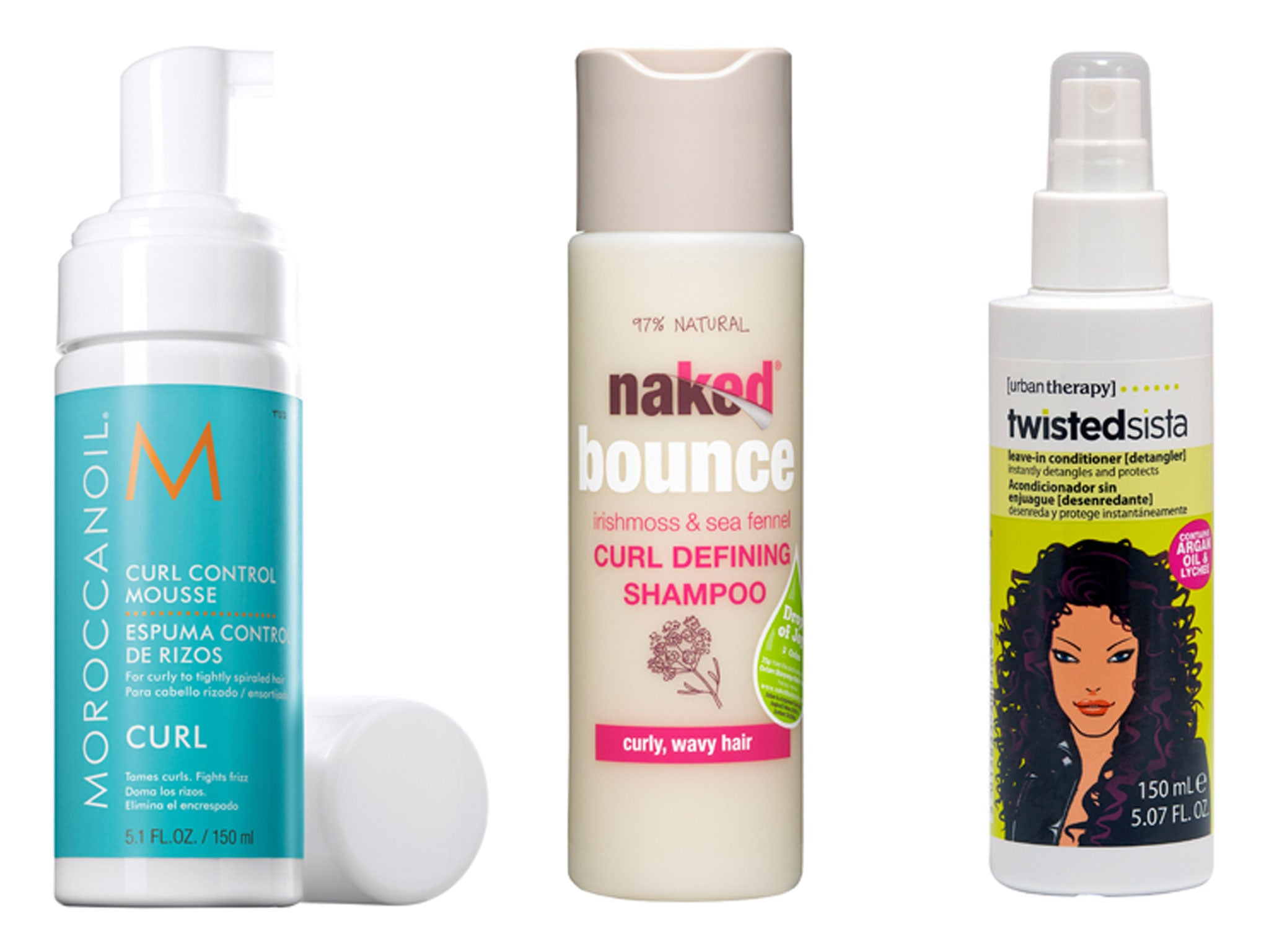 10 best products for curly hair  The Independent
