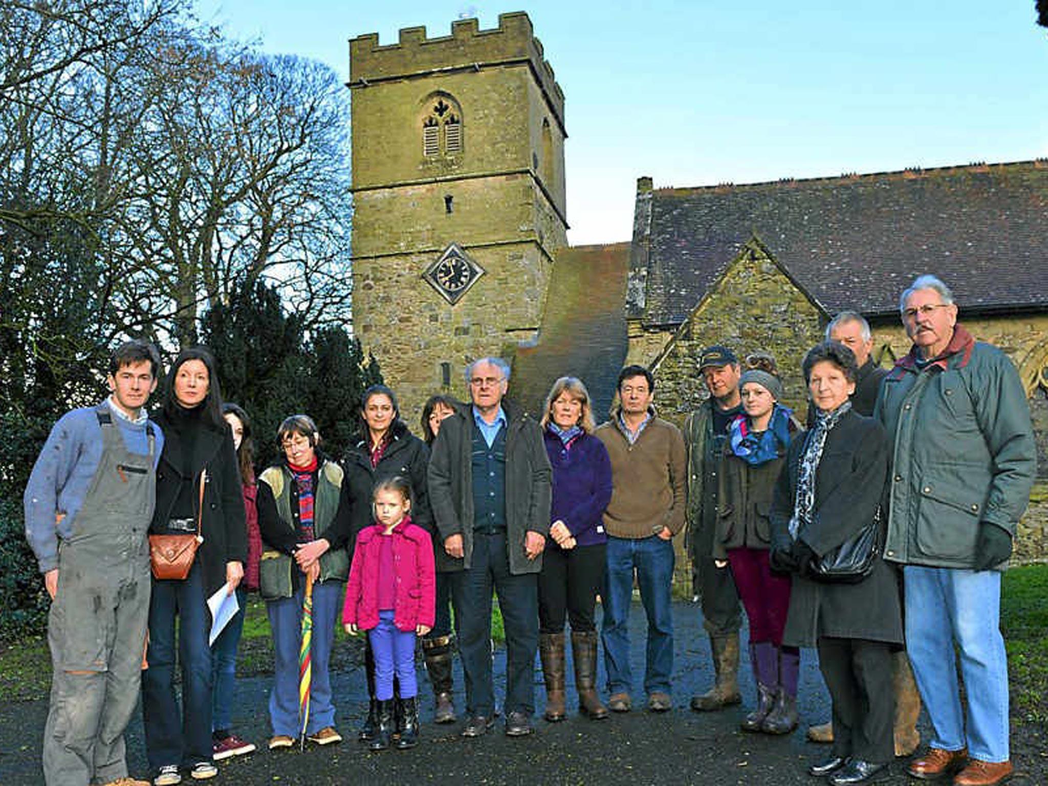 Not very Christian: Rural communities in uproar as 250