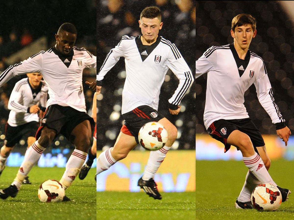 The Star Makers How Fulham Became One Of The Best Youth Academies In The Modern Game The Independent The Independent