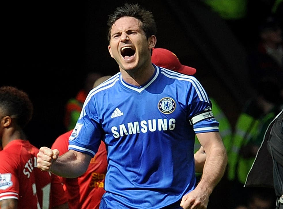 Frank Lampard has announced he will be leaving Chelsea