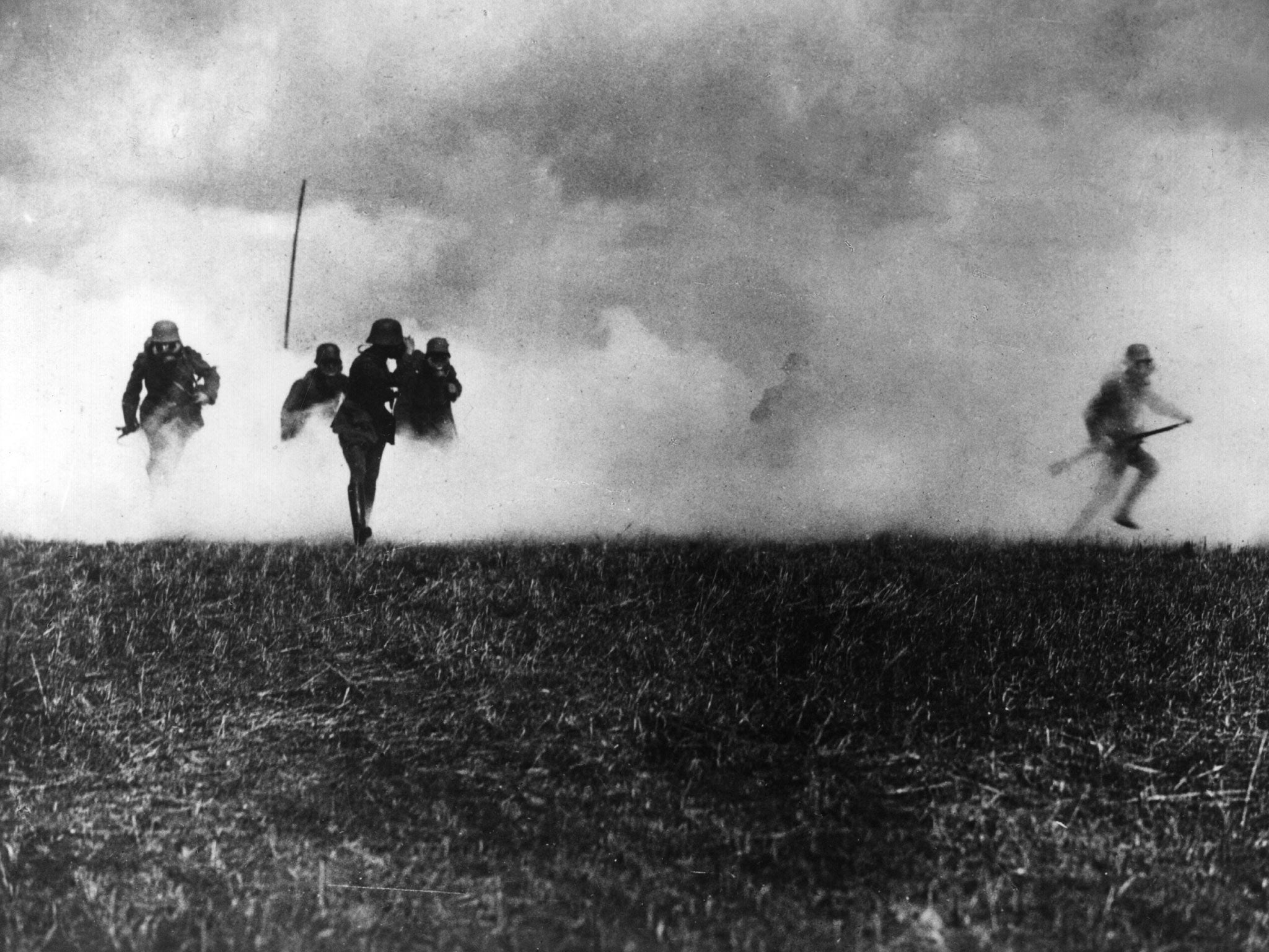 an analysis of the casualties and the destructive weapons used in world war i What weapons from world war ii were most effective and least effective what was the most effective casualty producing weapon in the first world war.