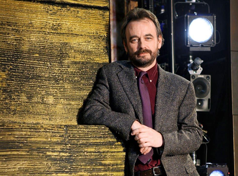 John Berry, artistic director of the English National Opera