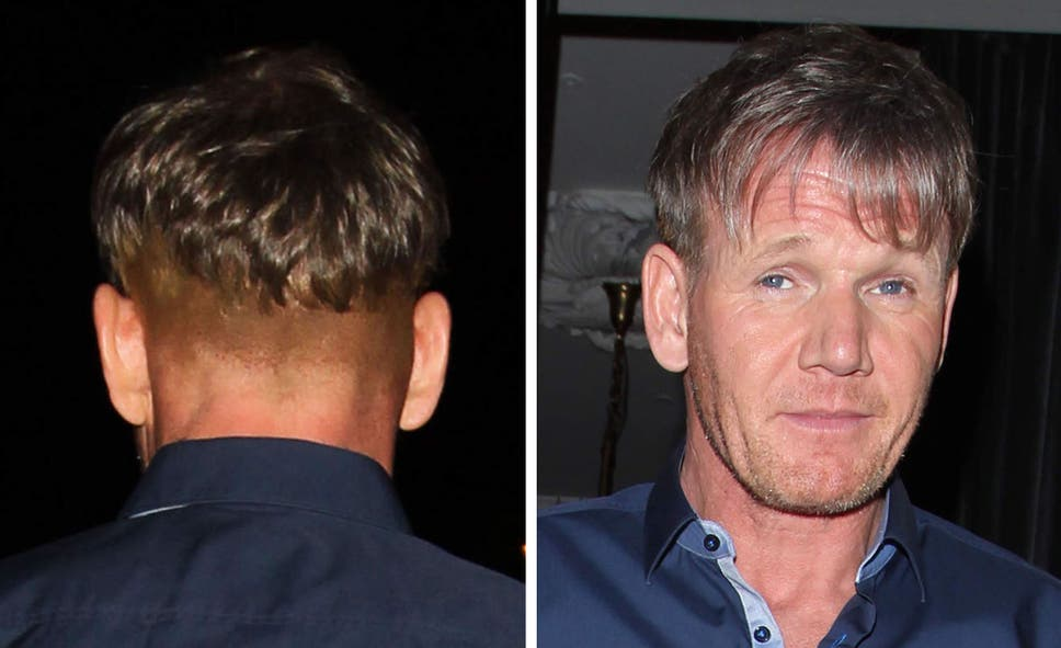 gordon ramsay s hair nightmare how the star chef s questionable new