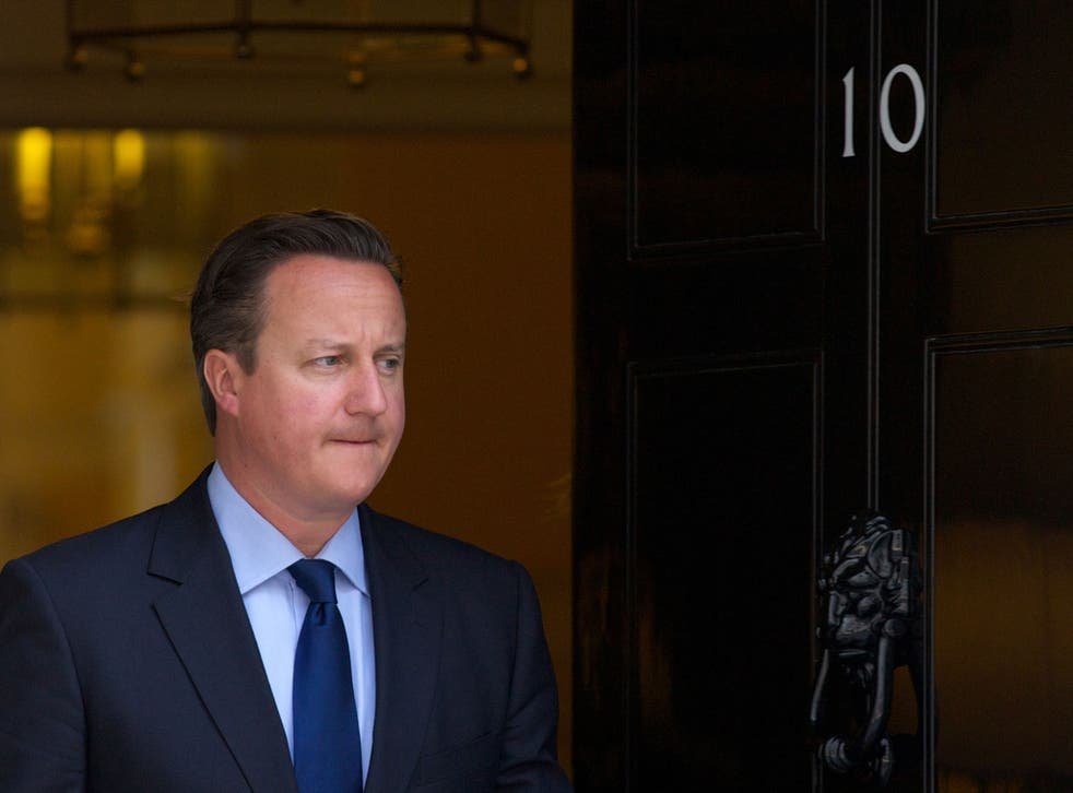 David Cameron has pledged to step down as Prime Minister if he cannot not deliver on his promise to hold a referendum on Britain's membership of the EU