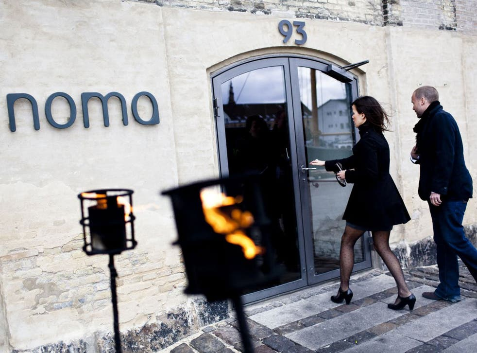 The Noma restaurant, based in Copenhagen, took home the award as the world's best restaurant at the ceremony at London's Guildhall