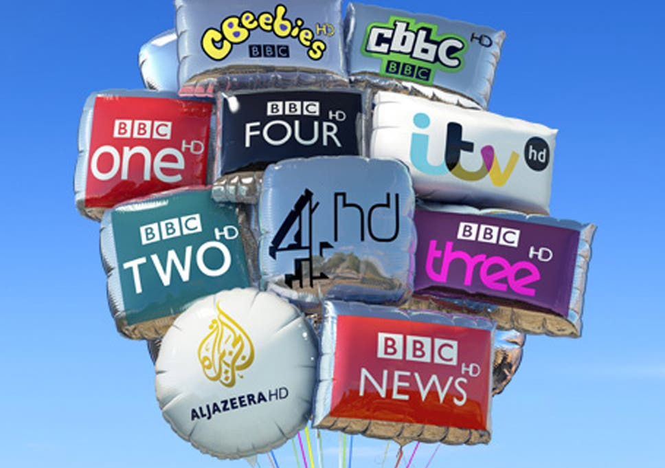 Freeview TV under threat as mobile phone companies eat up