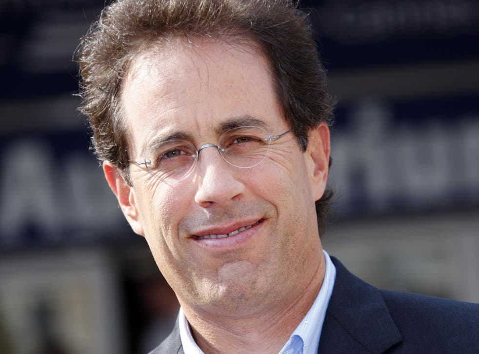 Jerry Seinfeld will be chatting to more celebrities in vintage cars in 24 new episodes of Comedians in Cars Getting Coffee