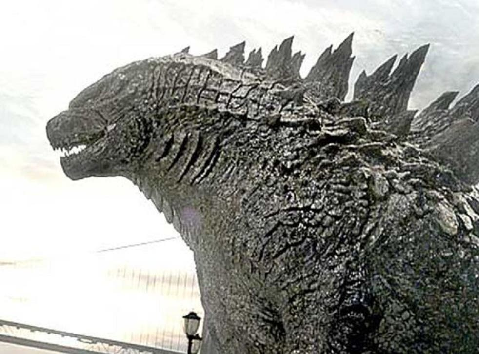 Godzilla is larger than ever in the new movie