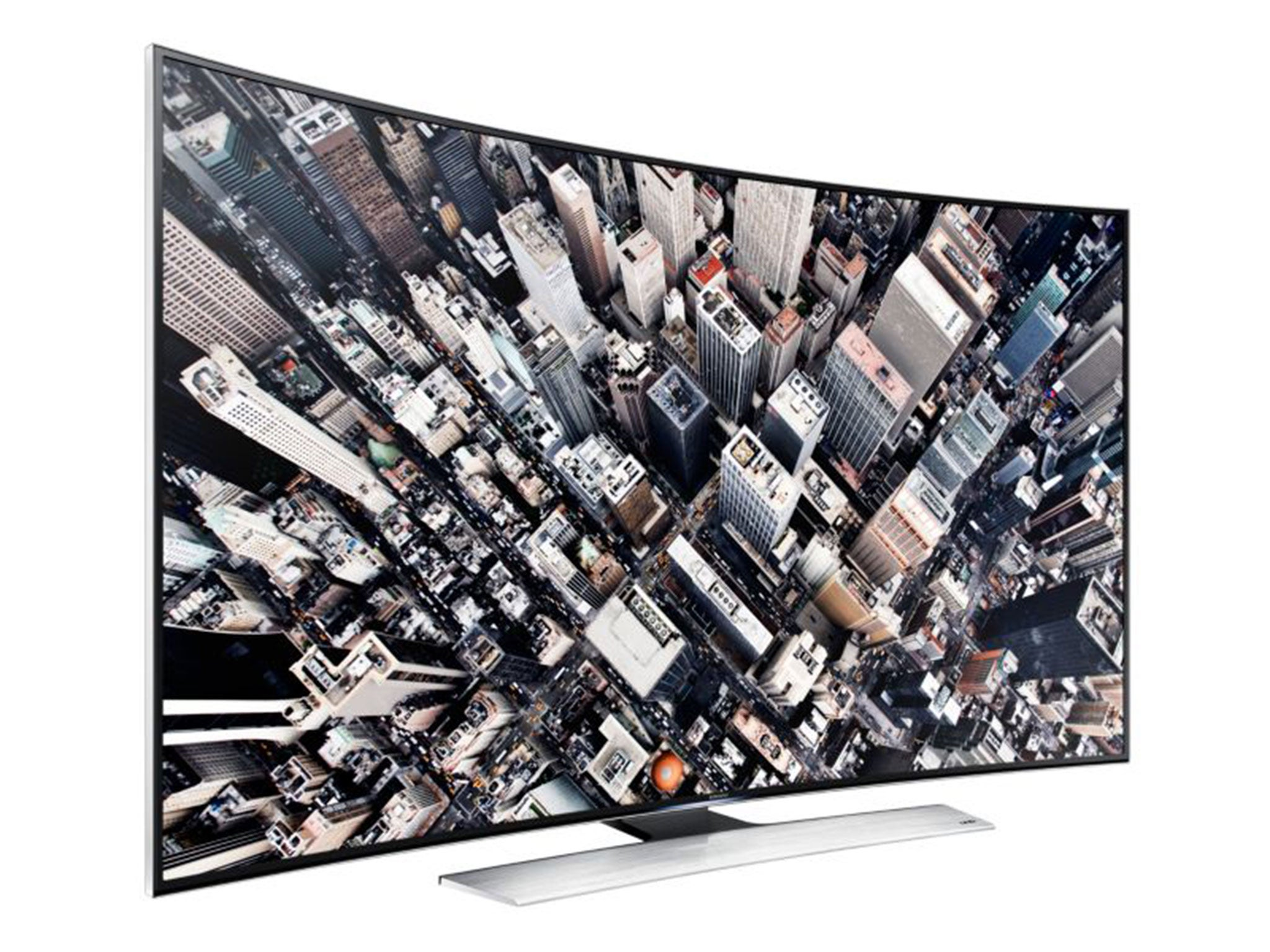Do you need a curved TV? We talk to Samsung about their newly launched curved sets