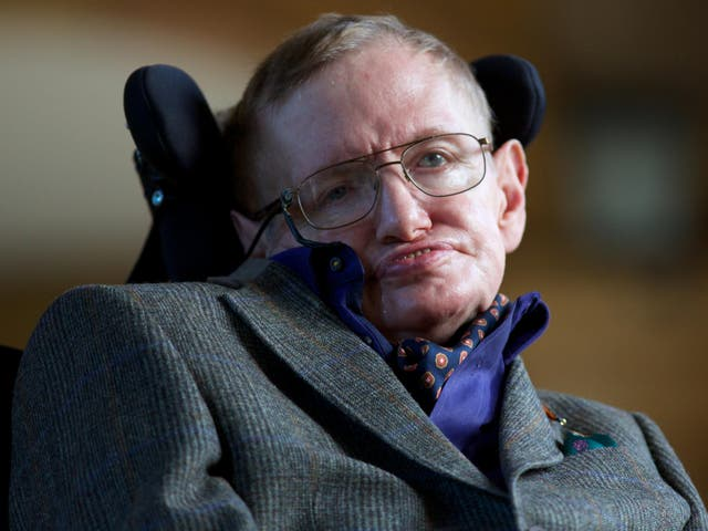 Stephen Hawking suggests we should take artificial intelligence more seriously