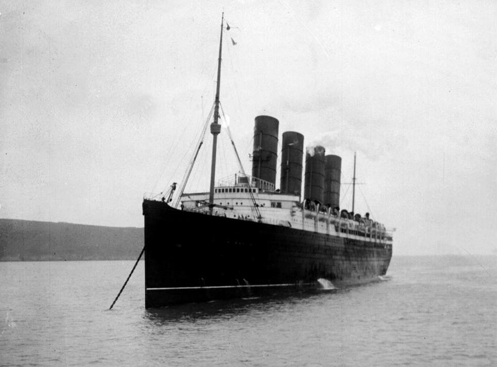 Cunard liner RMS Lusitania, after secret Whitehall misgivings about the official account of one of the most controversial and tragic episodes of the First World War were revealed in newly-released government documents. Almost 70 years after the Cunard lin