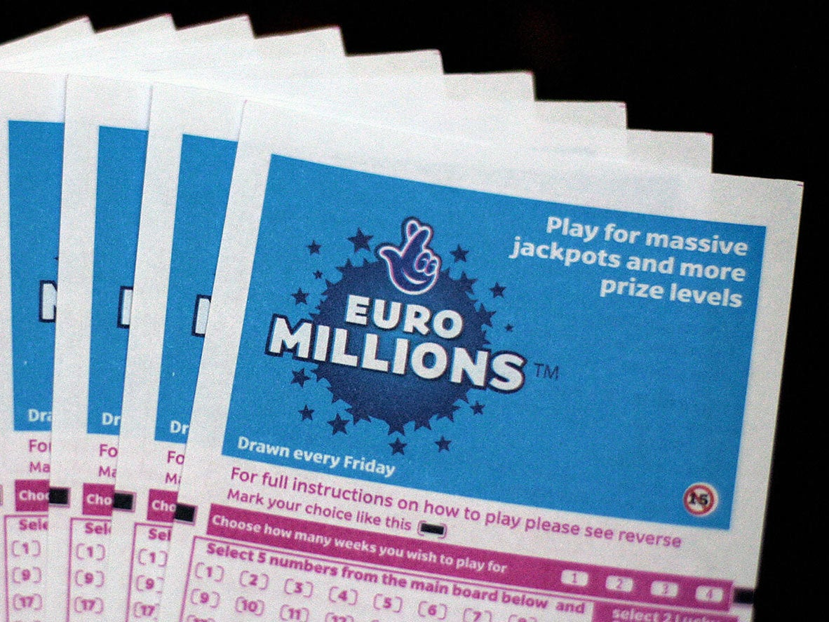 National Lottery - latest news, breaking stories and comment - The