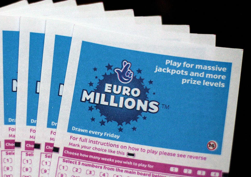 Euromillions: Record £167m jackpot could give Britain biggest ever