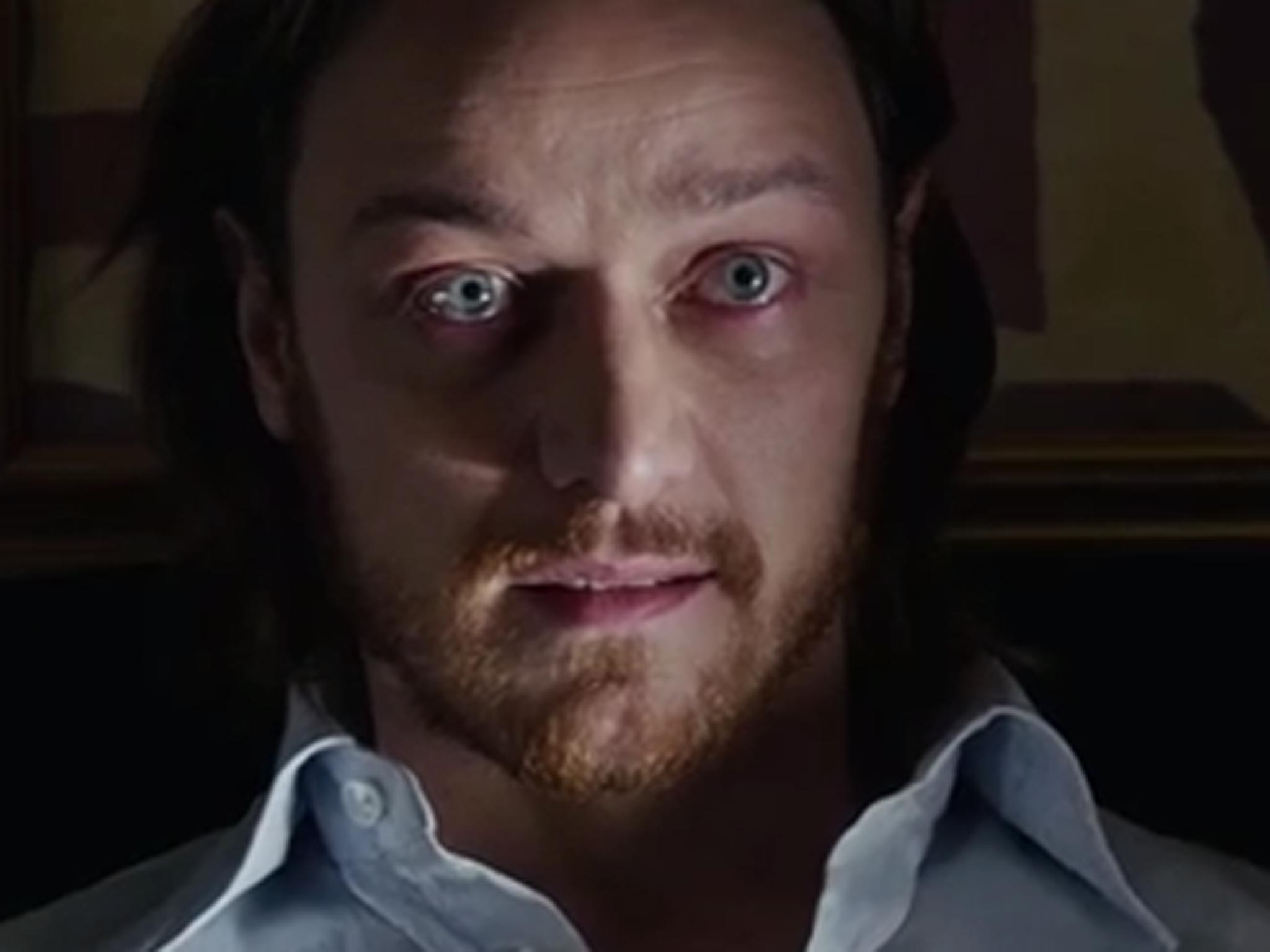 James McAvoy and Michael Fassbender clash in new X-Men ...