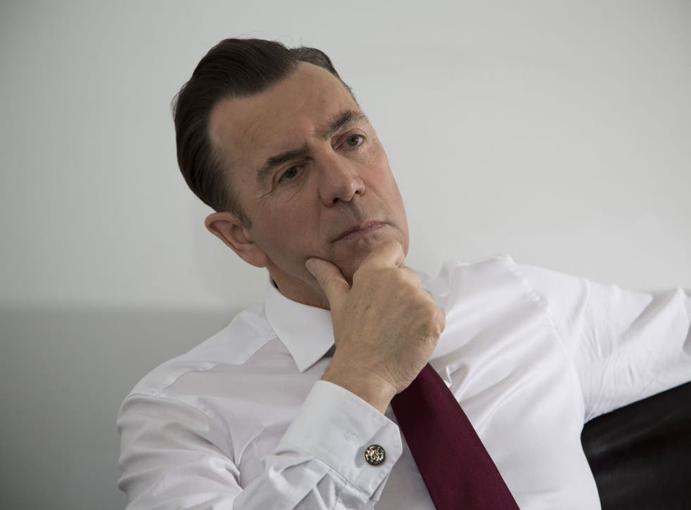 Dragons' Den investor Sir Duncan Bannatyne has previously claimed he would 'hate' to see David Cameron in power and described Chancellor George Osborne as 'weak'