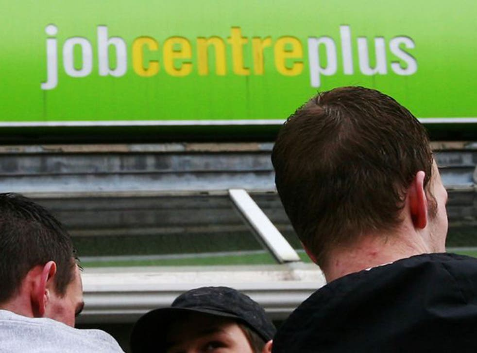 A jobseeker refusing work without a good reason could lose benefits for 13 weeks for a first offence, 26 weeks for a second and three years for a third one