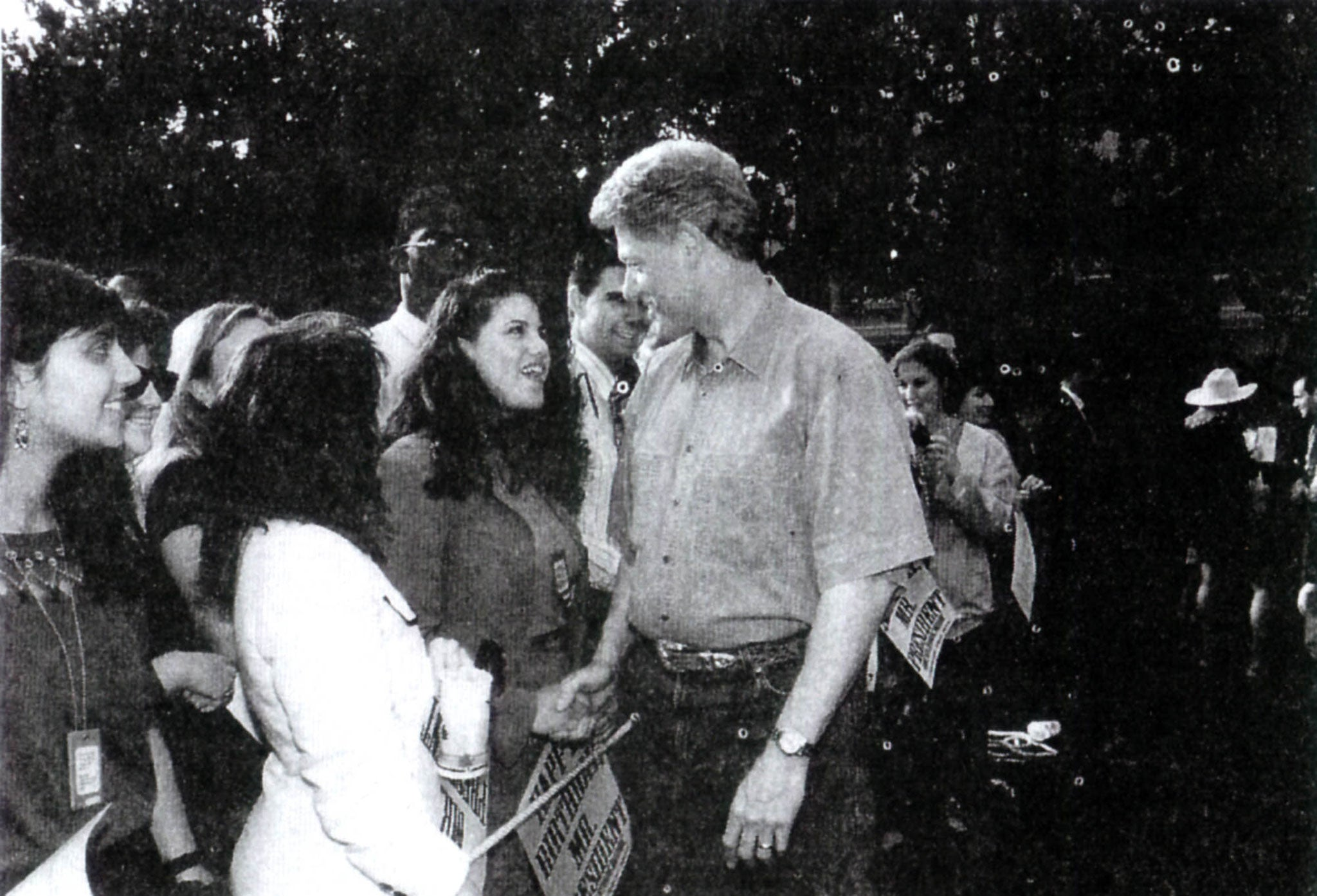 Monica Lewinsky Breaks Decade Of Silence Over Affair With