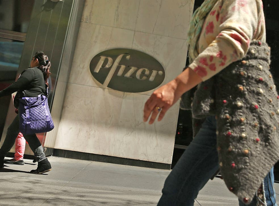 AstraZeneca has twice rebuffed approaches by the US firm Pfizer