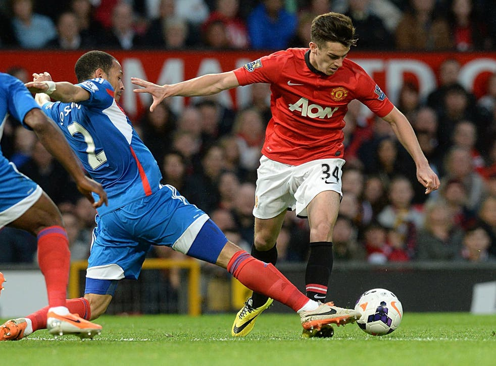 Tom Lawrence wasn't shy in taking on defenders