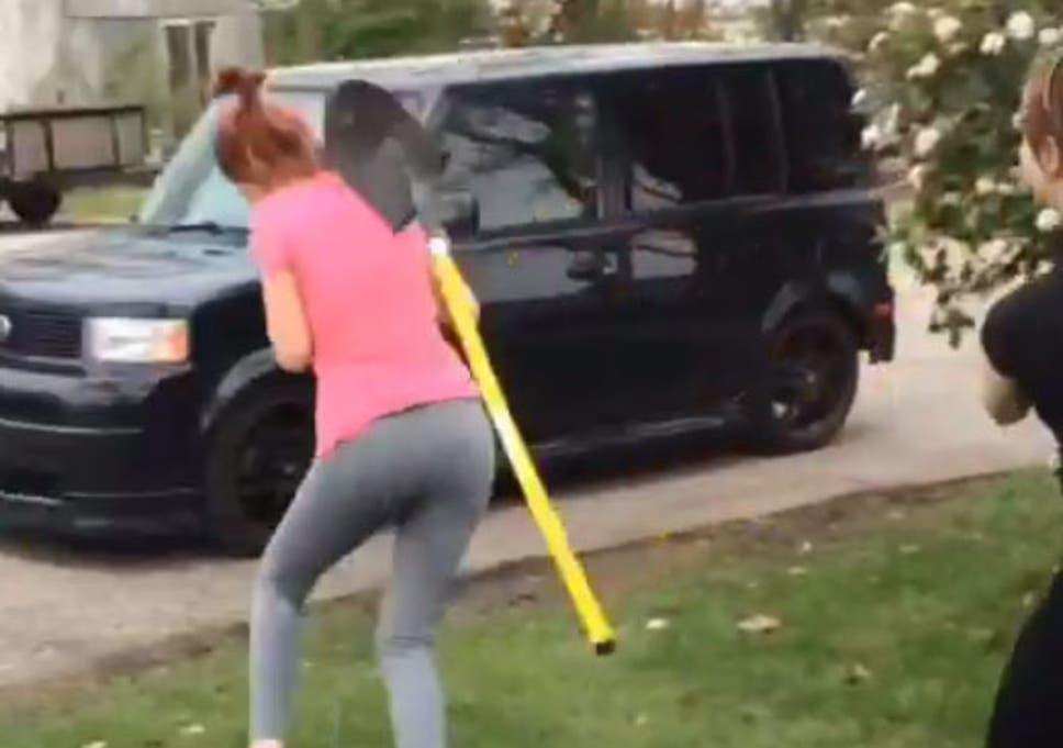 Girl dies from shovel