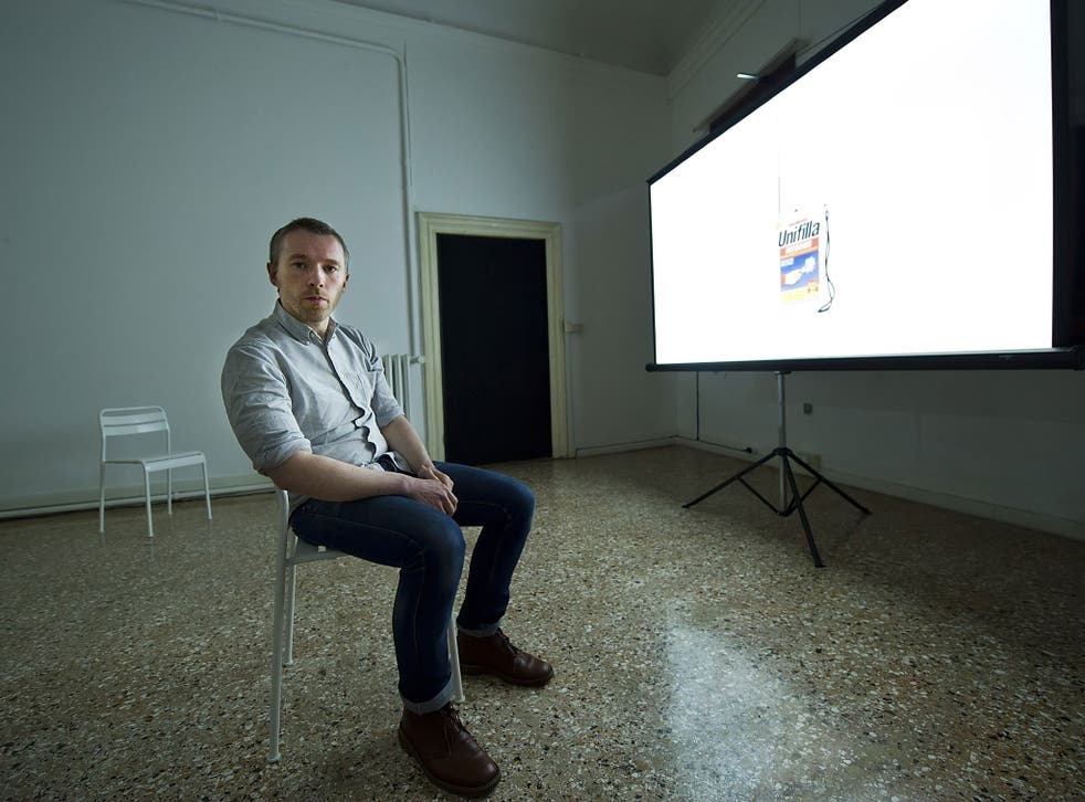 Turner Prize nominee Duncan Campbell is shortlisted for his presentation 'It Was Others'