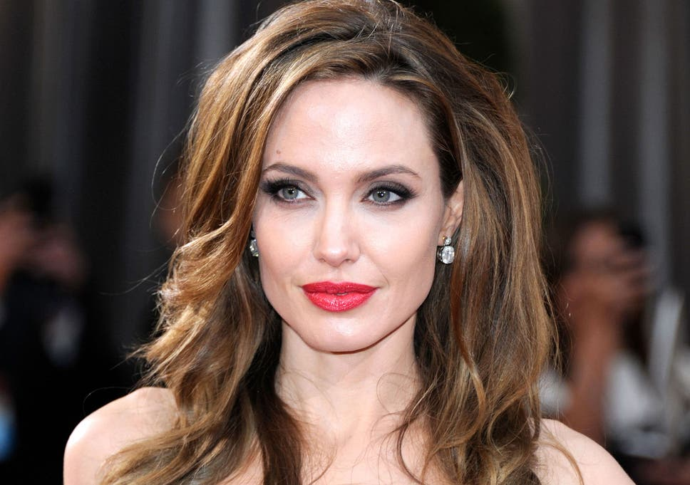 Angelina Jolie Could Run For Political Office The Independent