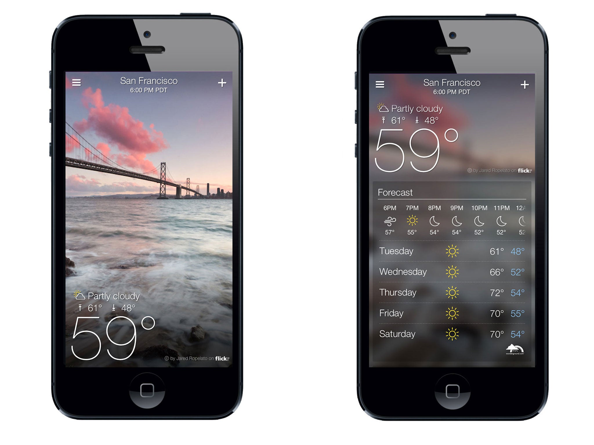 Rain Or Shine 8 Best Weather Apps The Independent