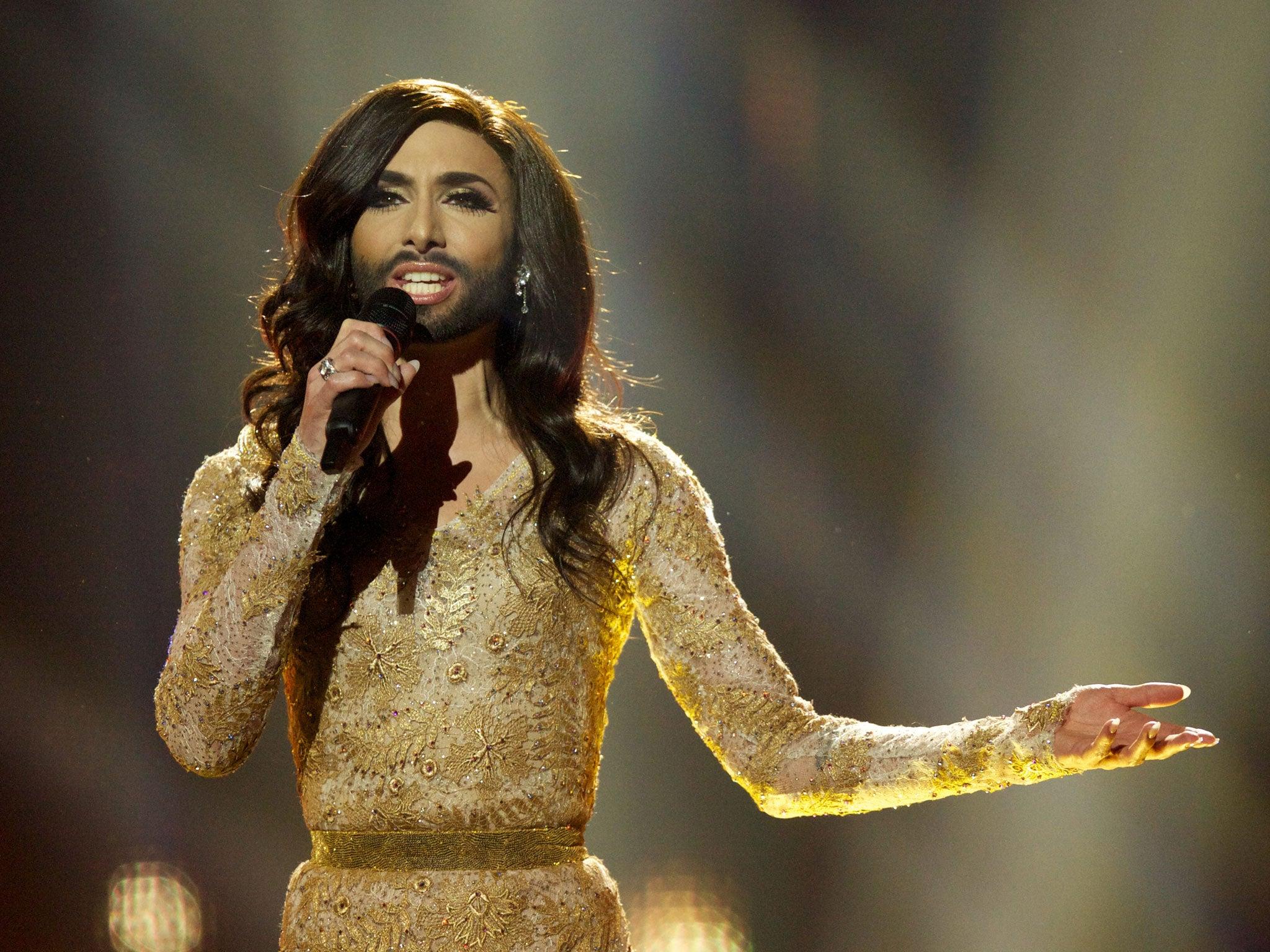 Pride in London 2014: Conchita Wurst to headline free gay