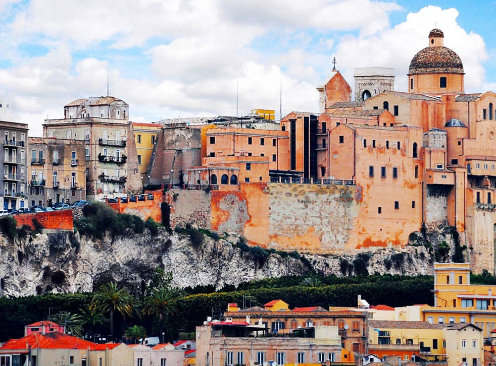 Cagliari, Sardinia's capital, is a vibrant, unpretentious city with its own beach, some wonderful restaurants and lively cafés