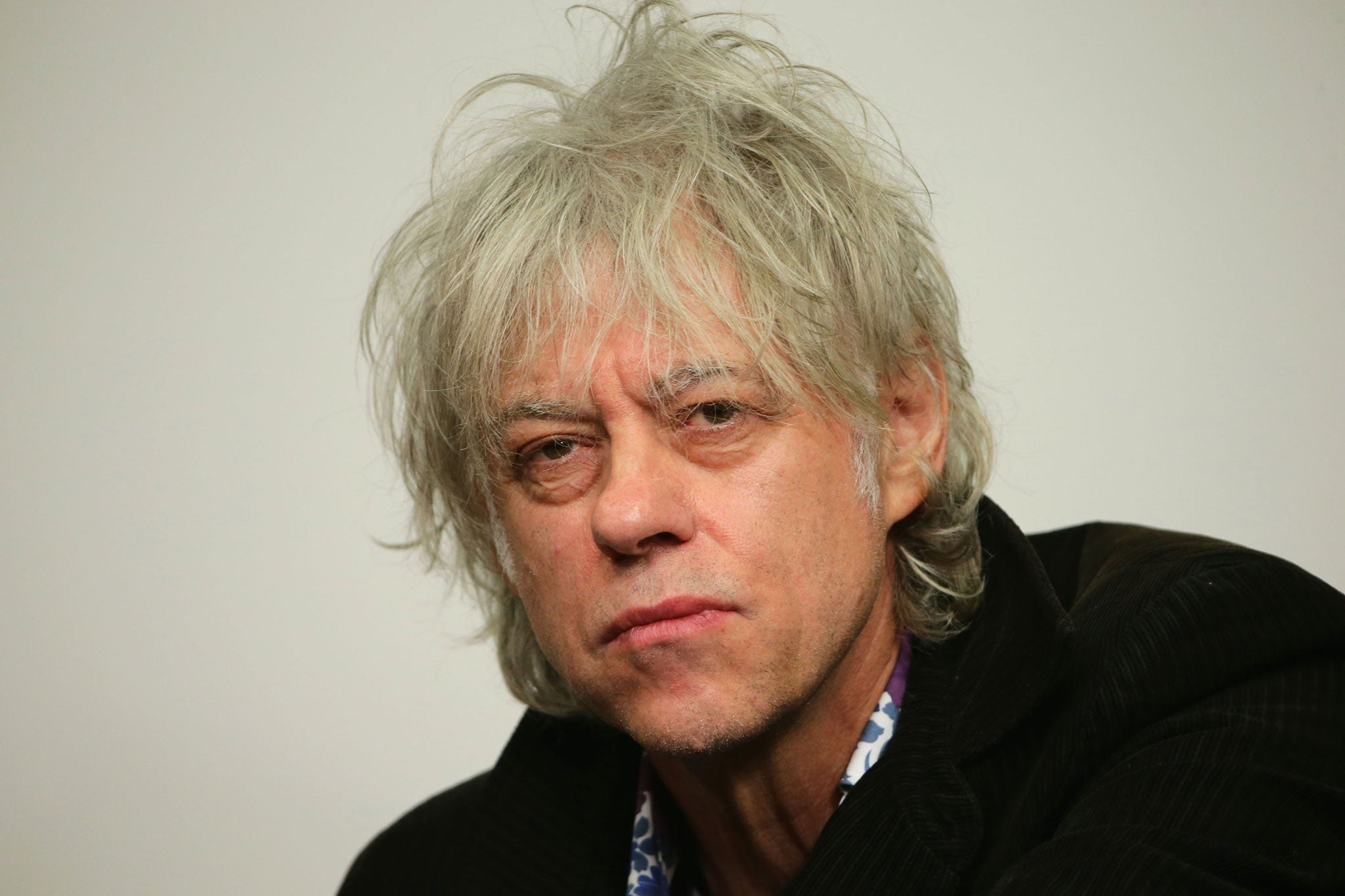 bob geldof - the great song of indifference lyrics