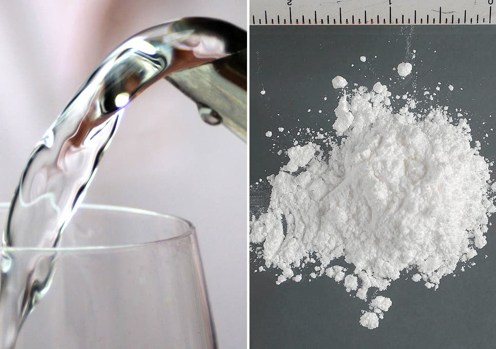 Cocaine use in Britain so high it has contaminated drinking water