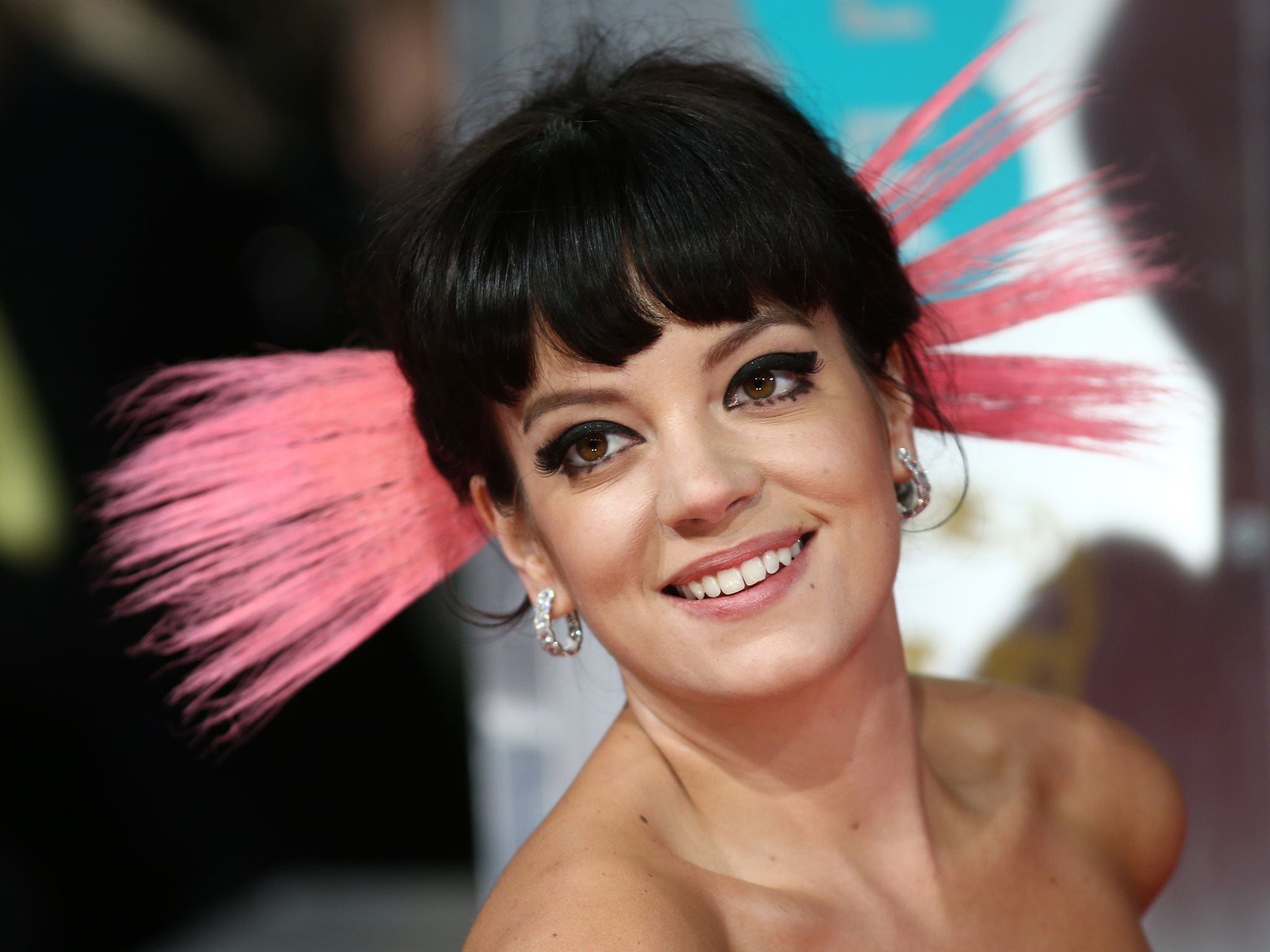 Lily allen dating history