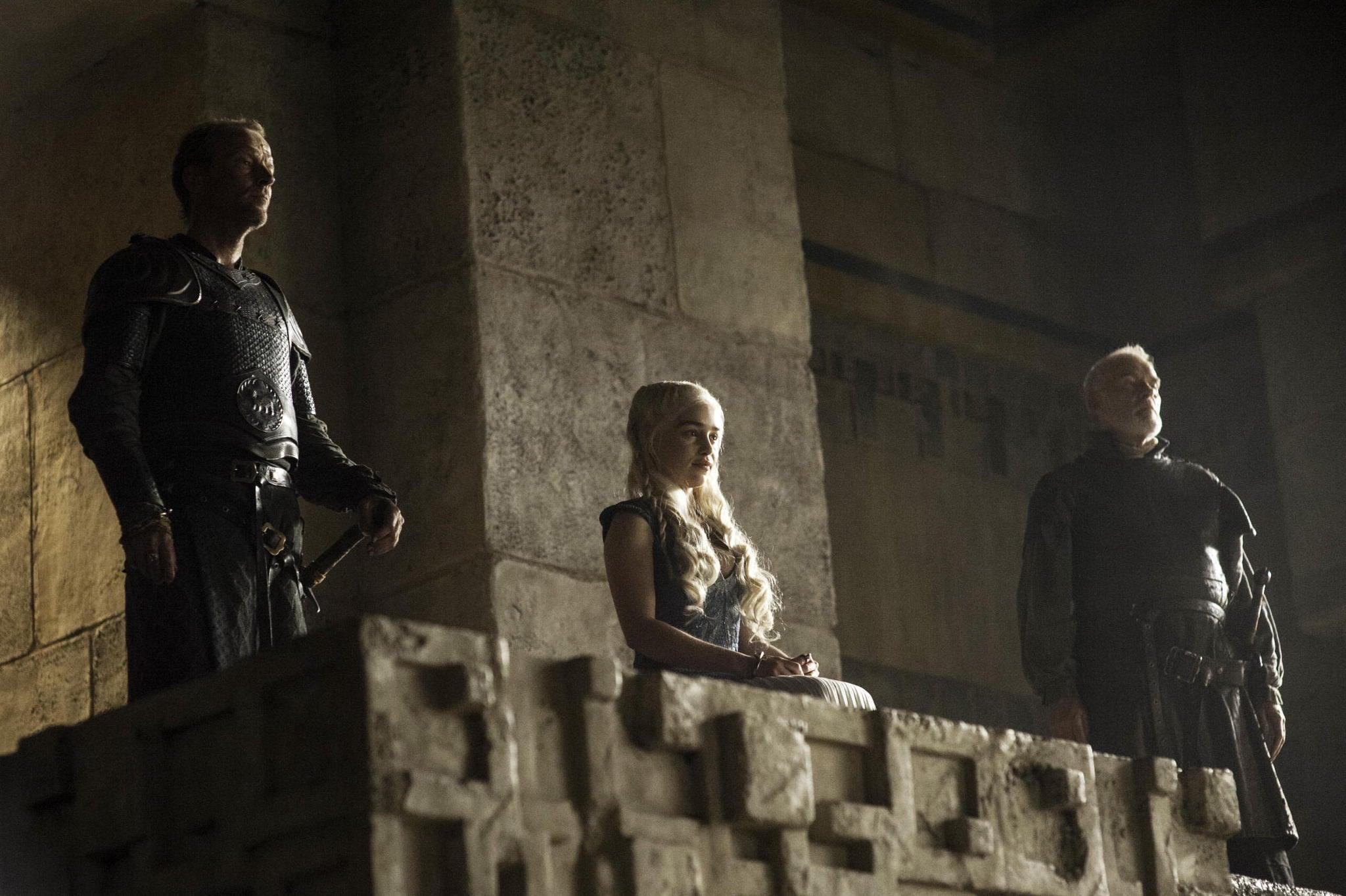 Game of Thrones actress Carice van Houten calls for more