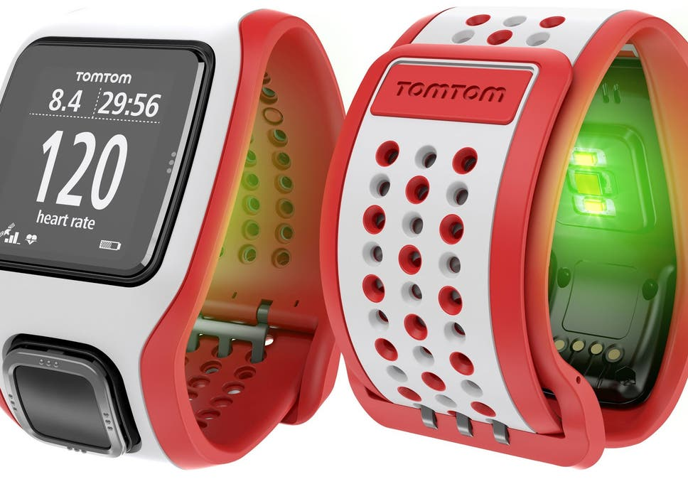 TomTom Multi-Sport Cardio Wristwatch review: Count every