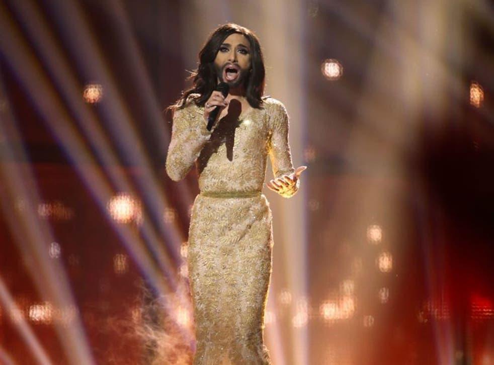 On song:Conchita Wurst