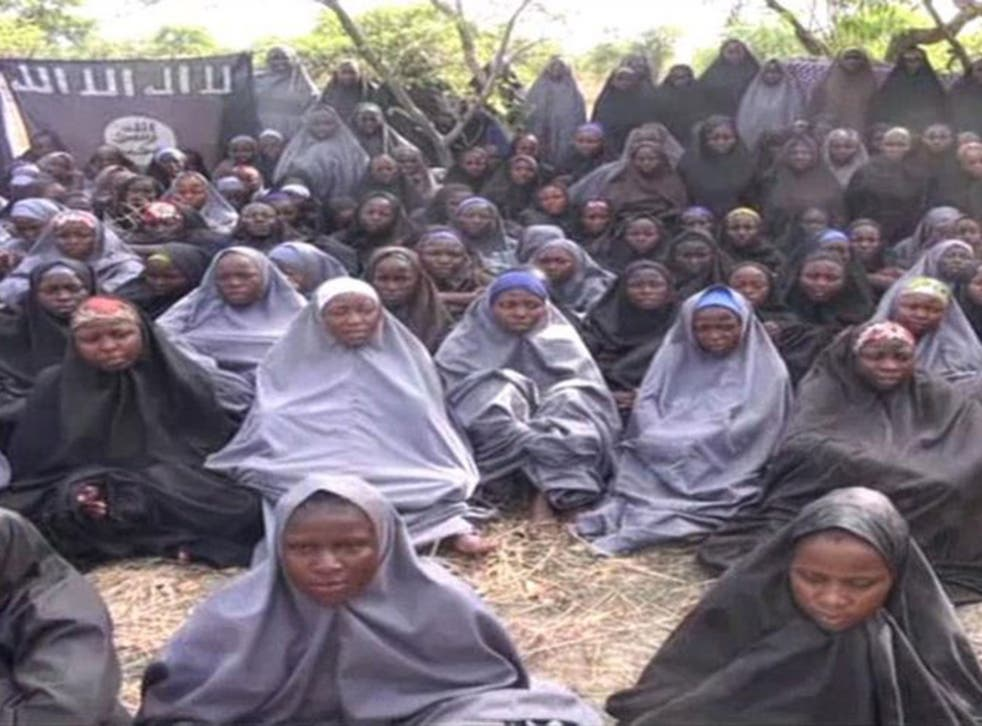 Boko Haram released a video purporting to show the missing girls abducted from Chibok in northern Nigeria almost four weeks ago. Only 130 of the 223 girls still missing are shown