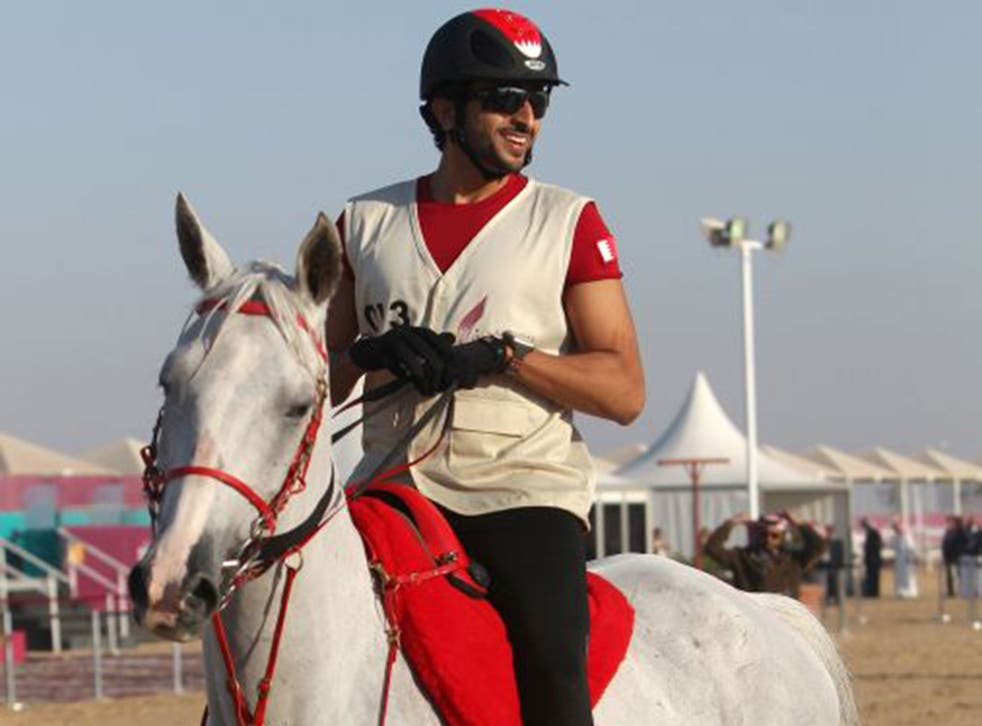 Prince Nasser bin Hamad al-Khalifa could face prosecution if he travels to the UK
