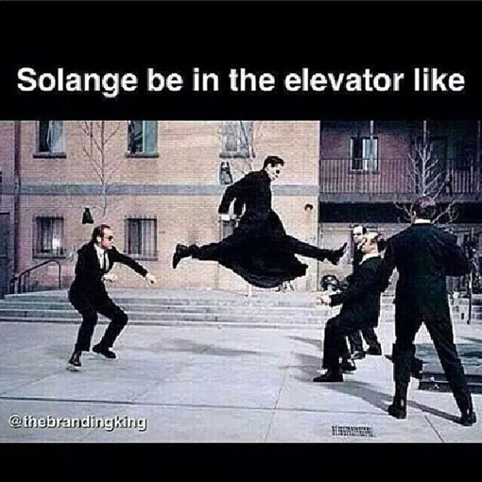 What Jay Z really said to Solange… According to the internet