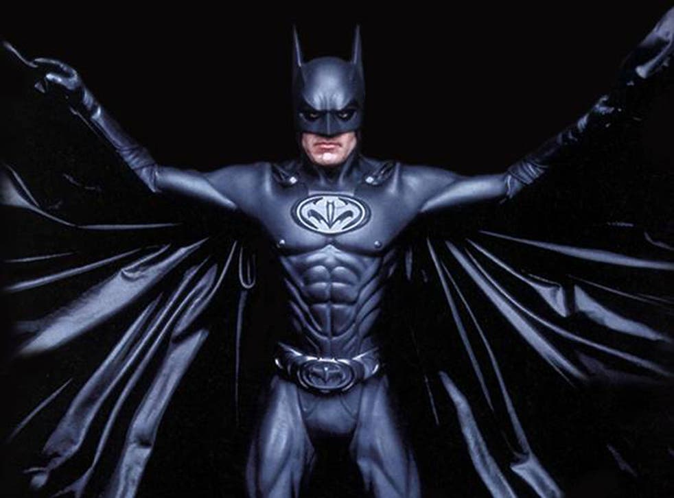 George Clooney was cast in 1997's Batman & Robin when his career was only just taking off. The film was a shocker, not least for the famous 'bat nipples' and general camp style - it is still laughed at today. Clooney has since called the movie 'a waste of